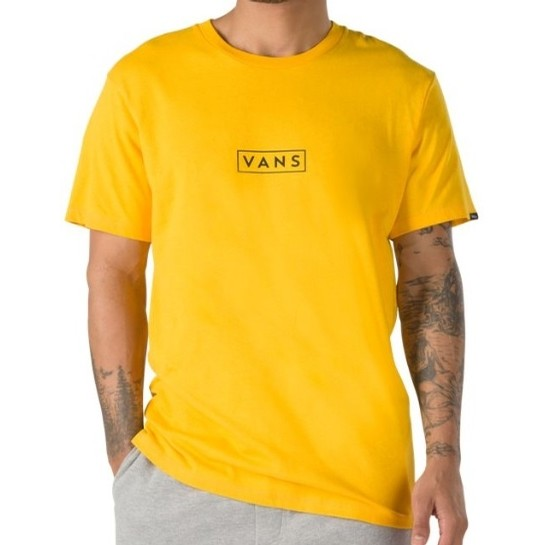 Vans Easy Box S/S Tee (Gold Fusion)