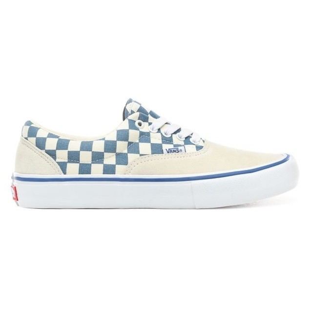 Era Pro (Checker) Classic White/Blue Ashes