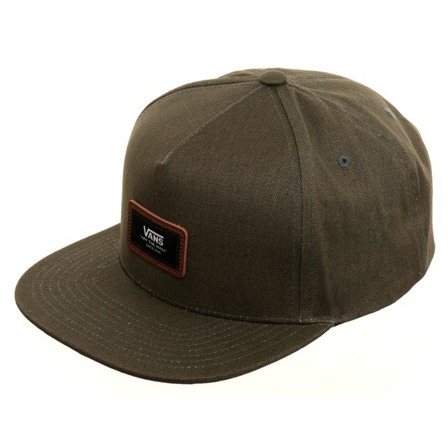 Fiske Snapback (Grape Leaf)
