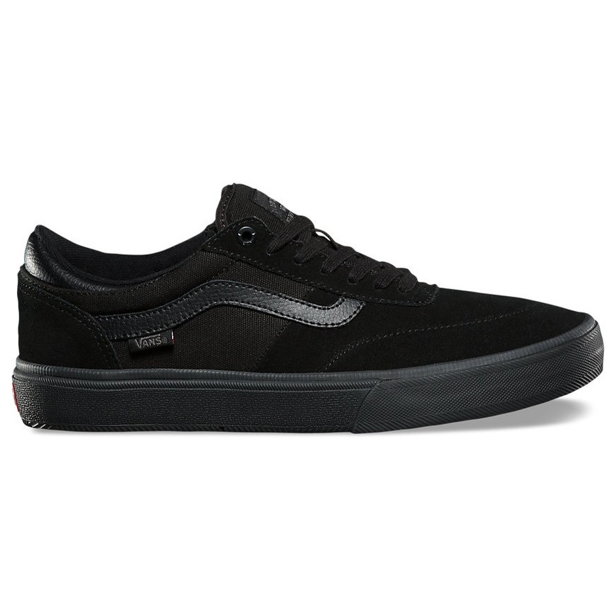 Gilbert Crockett (Suede) Blackout