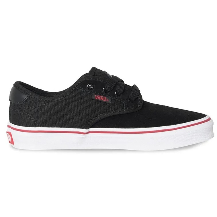Kids Chima Ferguson Pro (Black/White/Chili Pepper)