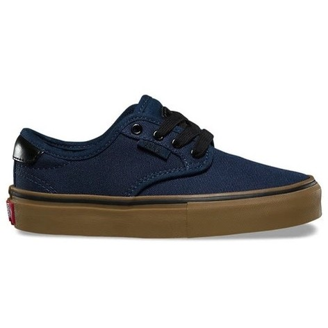 Kids Chima Ferguson Pro (Dress Blues/Medium Gum)