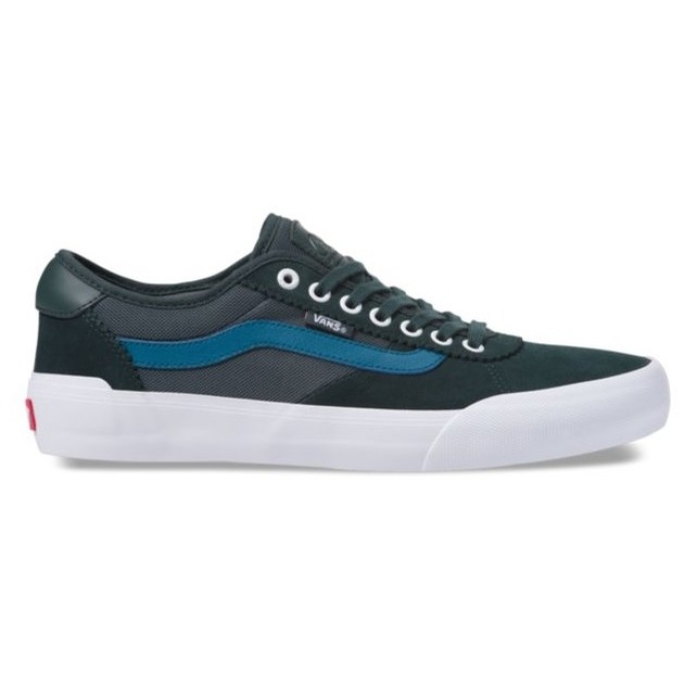 Kids Chima Pro 2 (Mesh) Darkest Spruce/True White