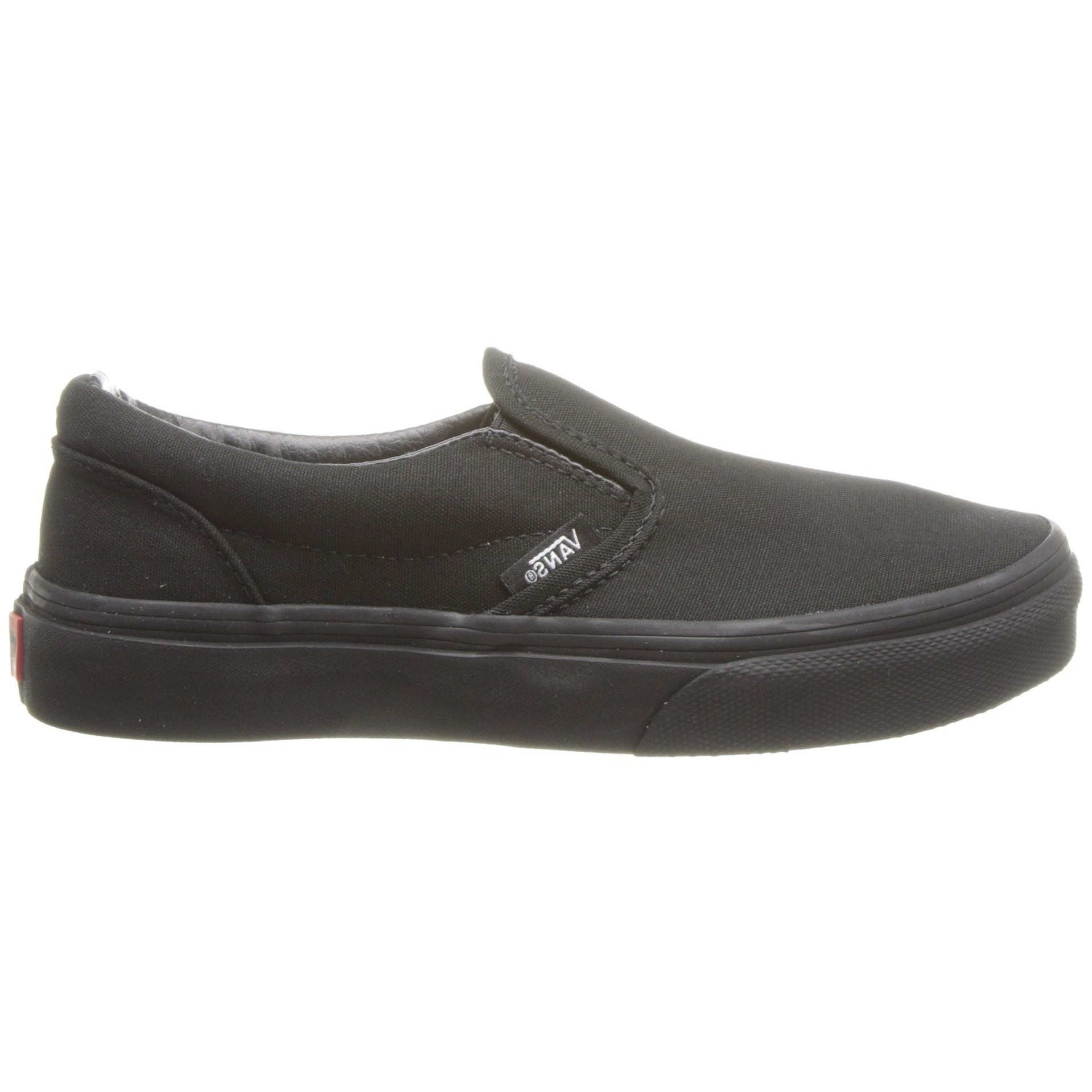 Kids Classic Slip-On (Black/Black)