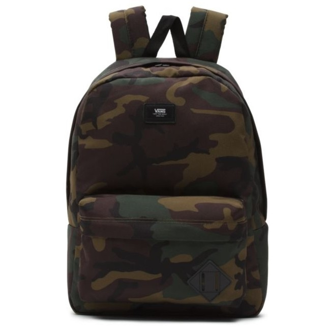 Old Skool II Backpack (Classic Camo/Black)