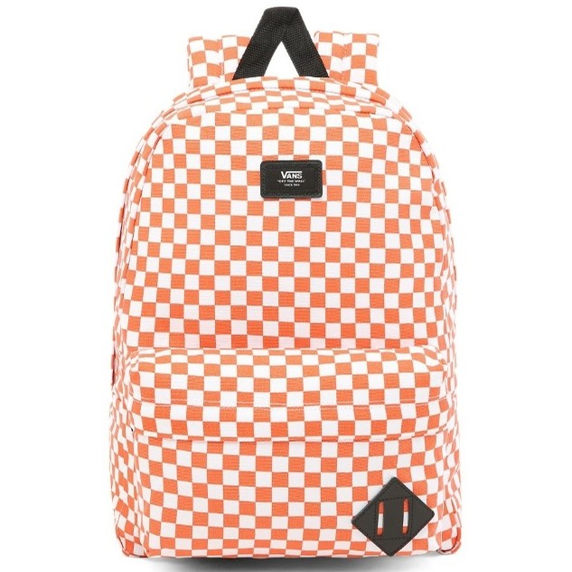 Old Skool II Backpack (Emberglow Checker)