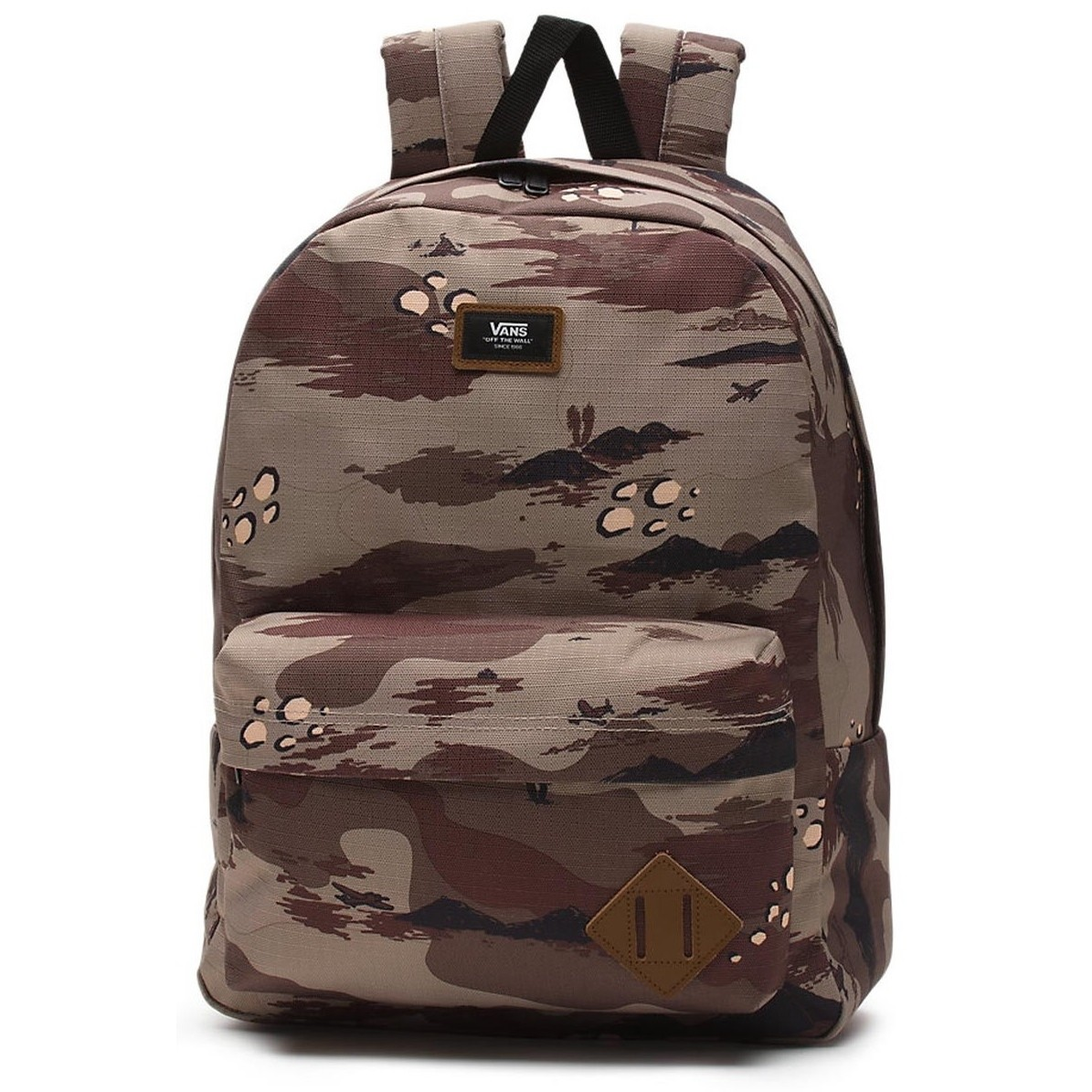 Old Skool II Backpack (Storm Camo)