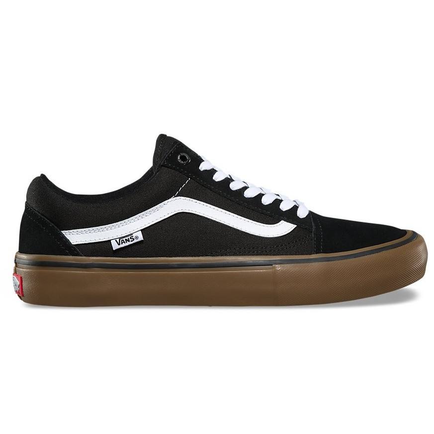 Old Skool Pro (Black/White/Medium Gum)