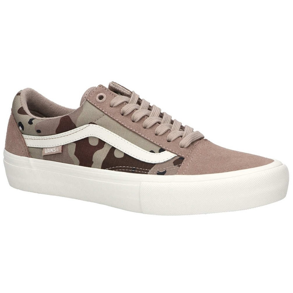 Old Skool Pro (Desert Camo) Stucco/Marshmallow