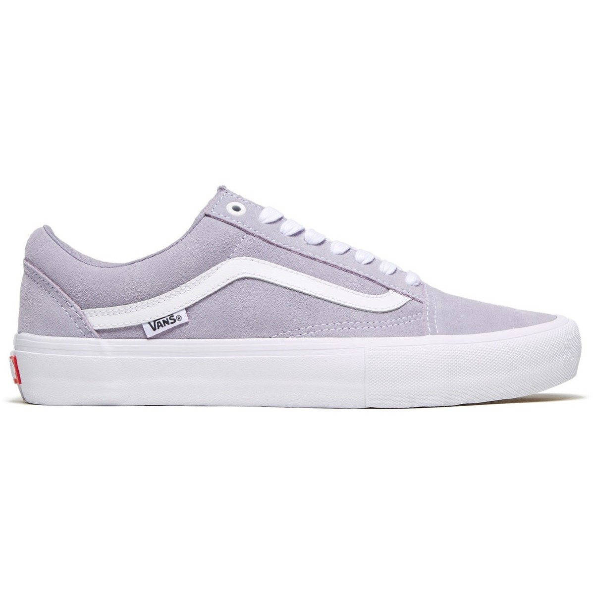 Old Skool Pro (Lilac Grey/True White)
