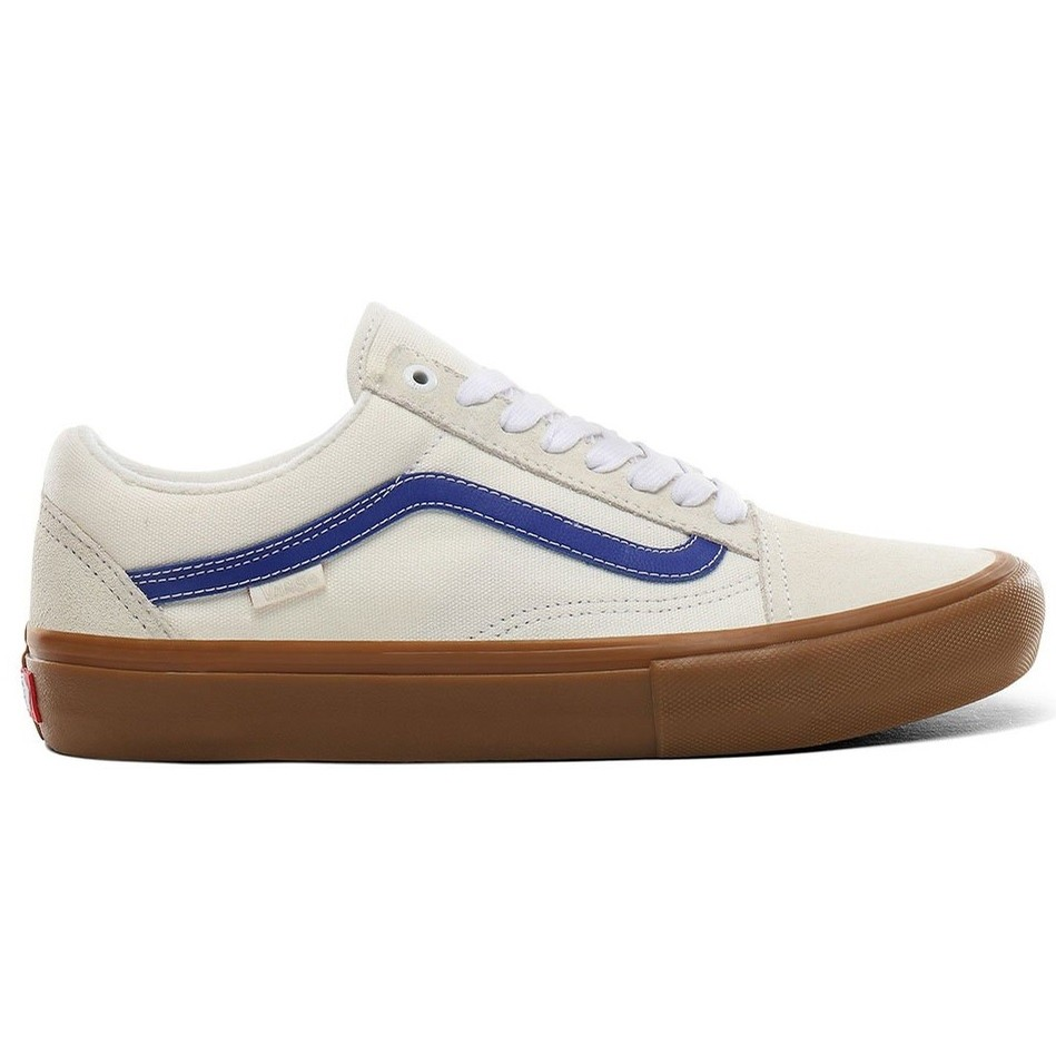 Old Skool Pro (Marshmallow/Blue/Gum)