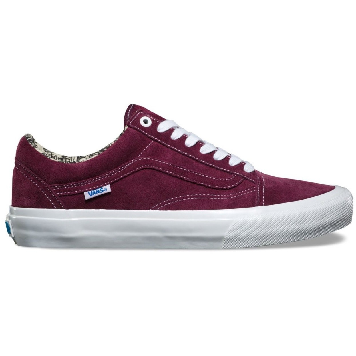 Old Skool Pro (Ray Barbee) OG Burgundy