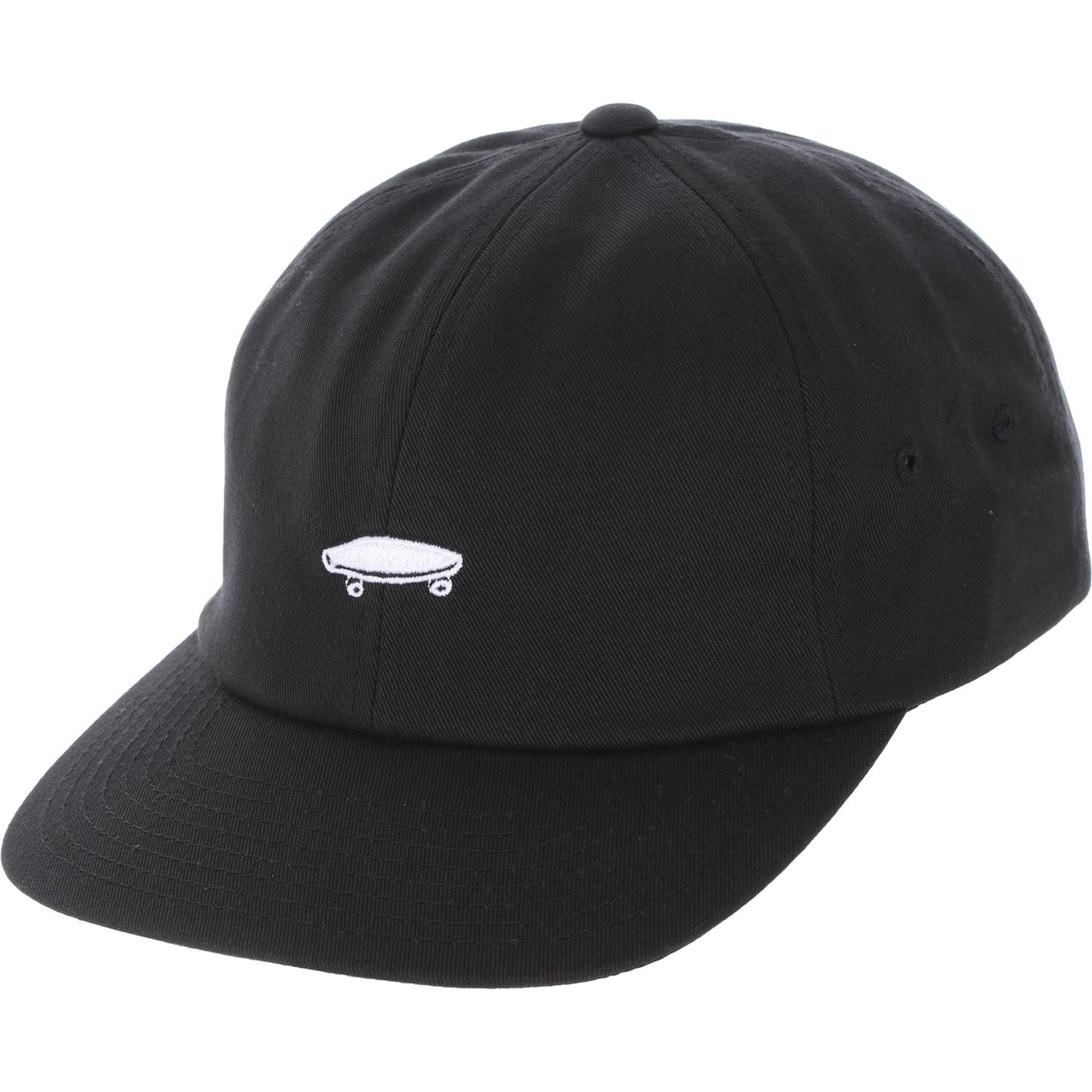 Salton II Hat (Black/White)