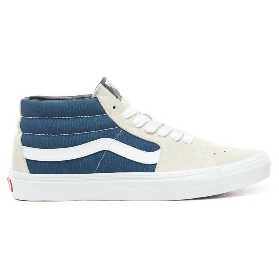 Sk8-Mid (Retro Skate) Turtledove/Sailor Blue