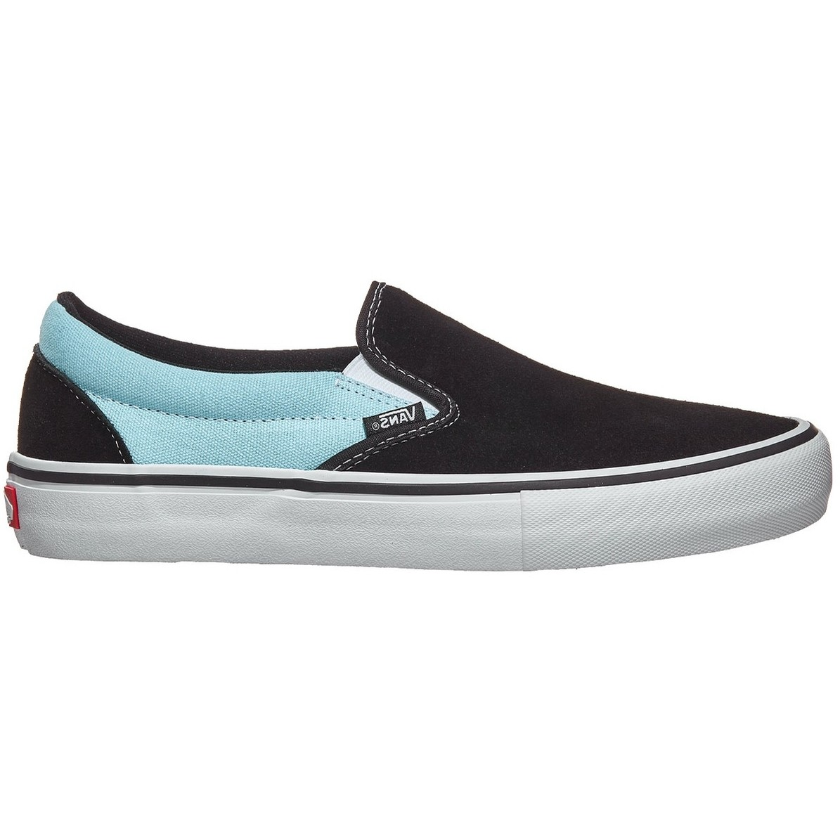 Slip-On Pro (Asymmetry) Black/Blue/Rose