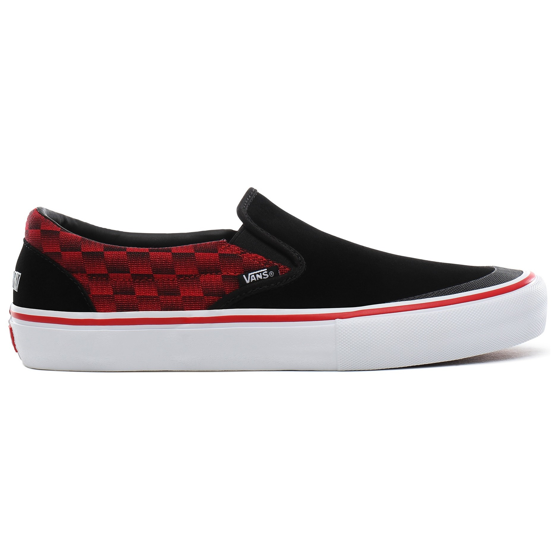 Slip-On Pro (Baker) Rowan/Speed Check