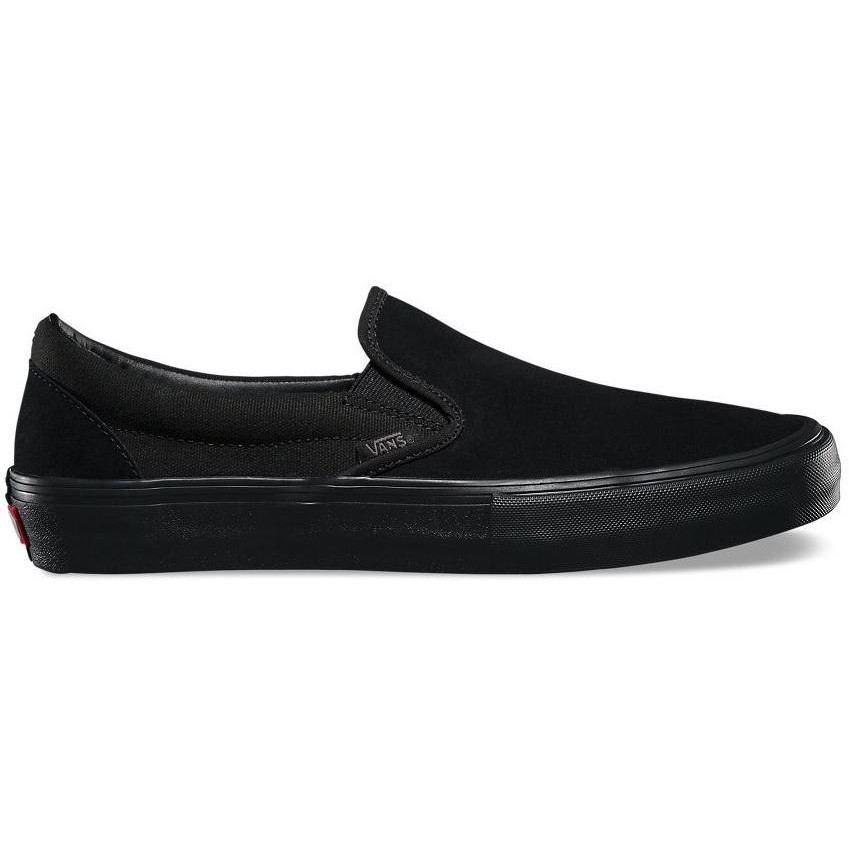 Vans Slip-On Pro (Blackout)