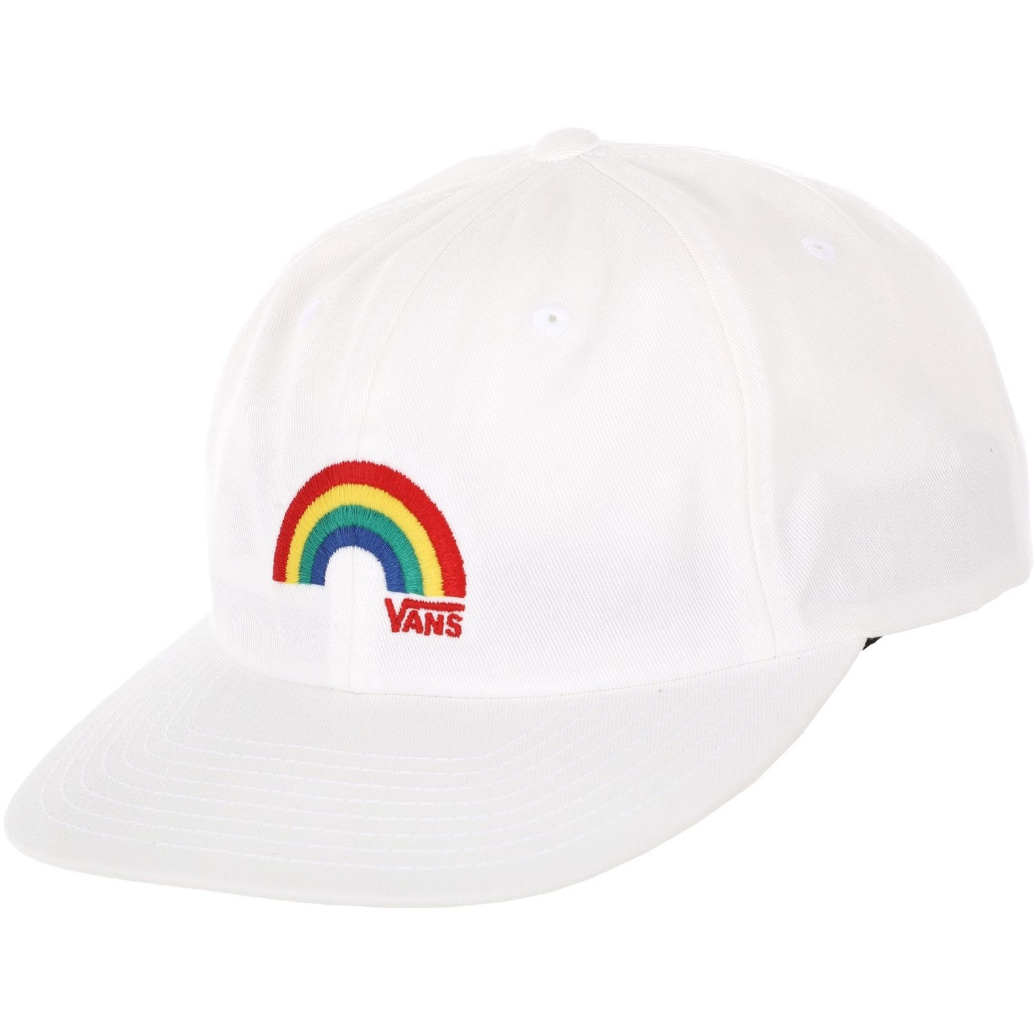 Willits Vintage Unstructured Hat (White)