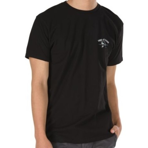 Vans X Antihero On The Wire S/S Tee (Black)