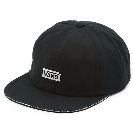 Vans X Baker Jockey Hat (Black)
