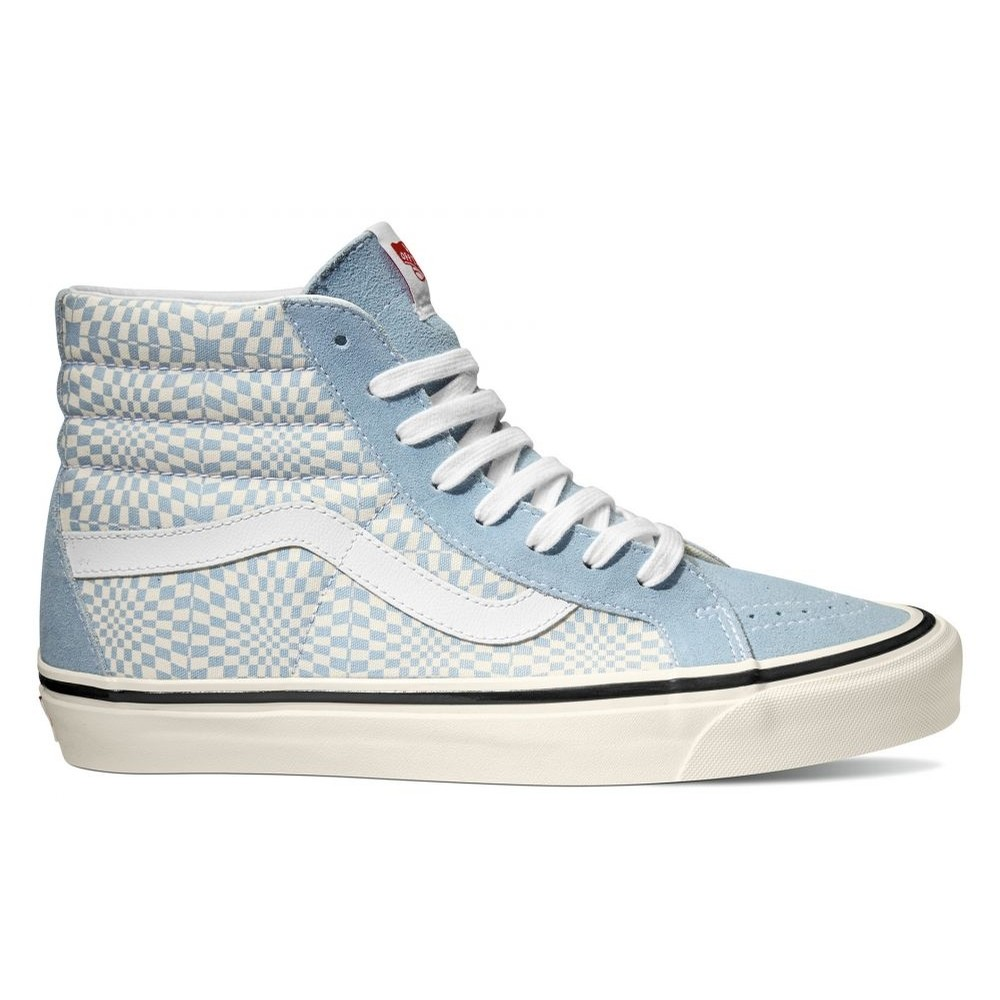 Sk8-Hi 38 DX (Anaheim Factory) OG Light Blue/White/Warp Check
