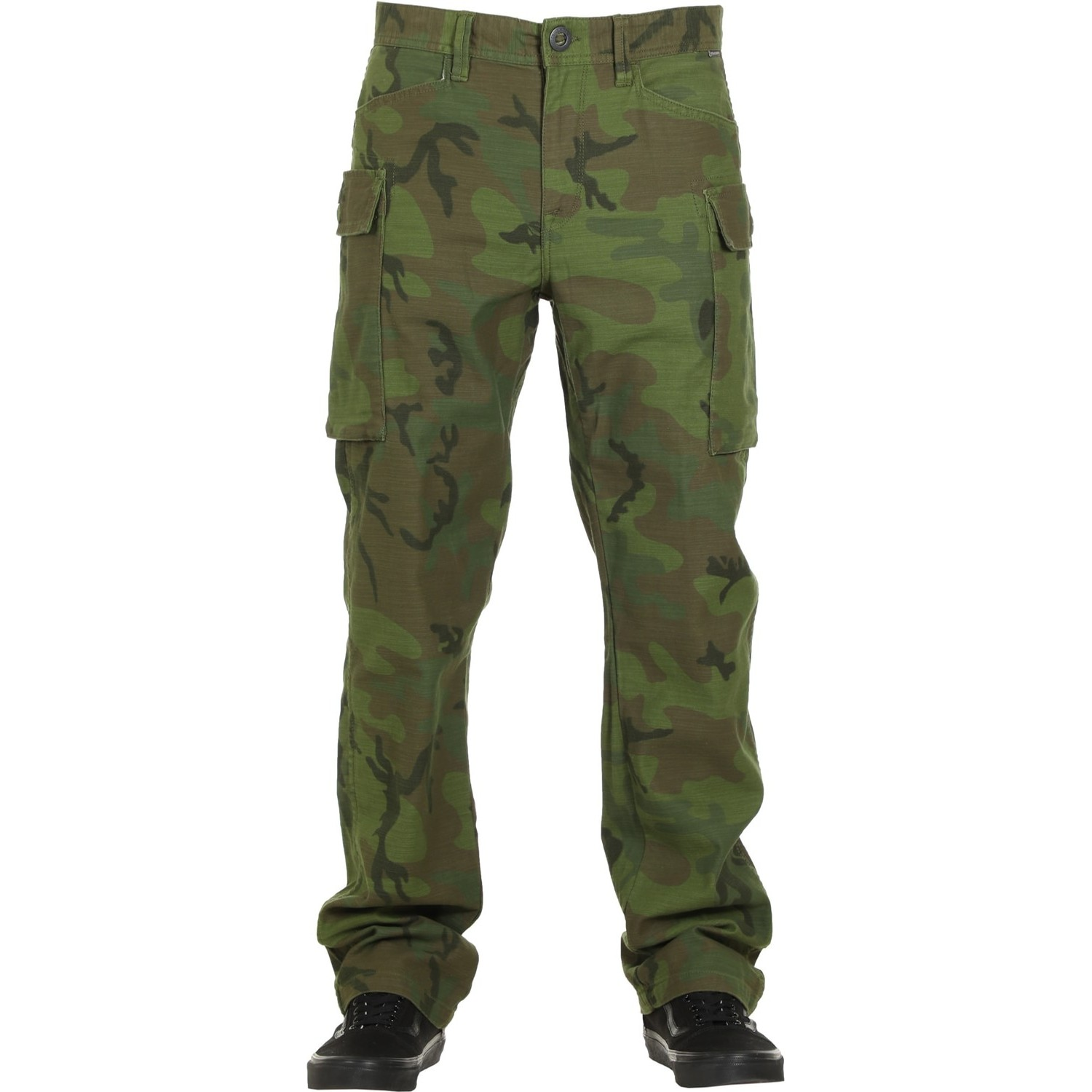 Gritter Cargo Pant (Camouflage)