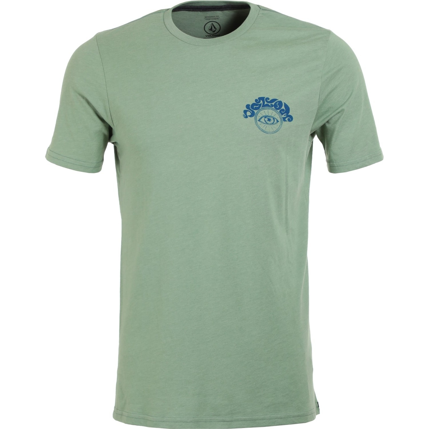 Sunshine Eye S/S Tee (Dusty Green)