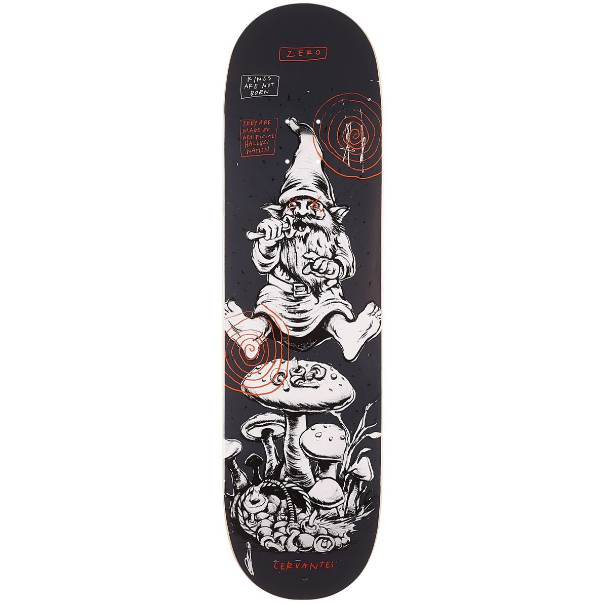 Cervantes Gnarly Gnomes Deck (8.5)